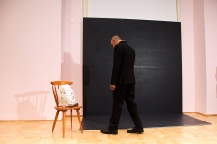 Experiments in Black and White performance. Photography Emil Banuti