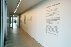 Neville-Gabie-Exhibition-Corridor-View