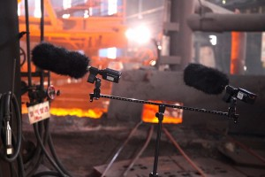audio recording - Blast Furnace C - KISCO Kunming