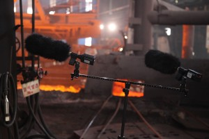 audio recording blast furnace - china