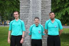Match referees