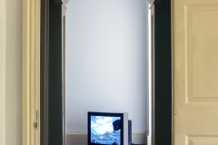 Wide Eyed and legless - video Gallery installation - photo Oskar Proctor
