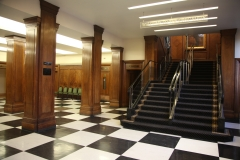 Wandsworth town hall lobby