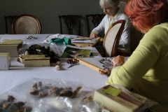 Tapestry volunteer workshops